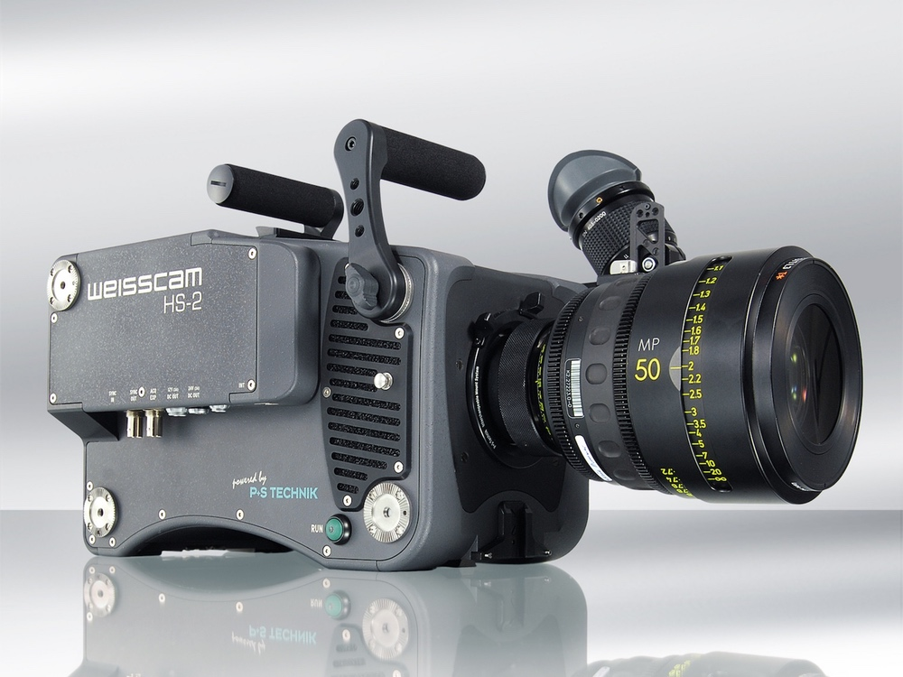 4.000fps our high speed camera weisscam hs-2
