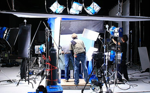 rent + shoot, weisscam hs-2, set, studio